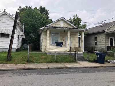 Ashland Single Family Home For Sale: 449 31st Street