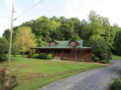 Carter County Single Family Home For Sale: 1063 Fighting Frk