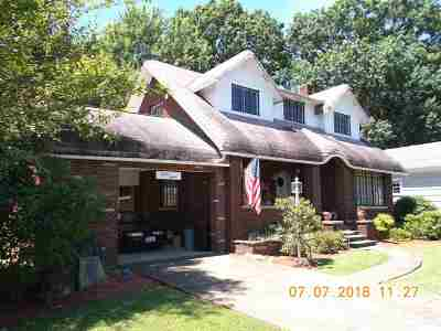 Lawrence County Single Family Home For Sale: 1520 N 2nd Street