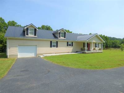 Carter County Single Family Home Active-New: 13008 N State Highway 9