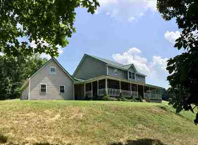 Catlettsburg Single Family Home Active-New: 3443 Shopes Creek Road