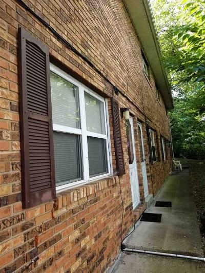 Catlettsburg Multi Family Home For Sale: 3105 Upper Panola