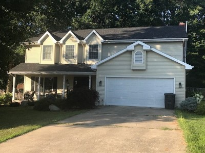 Greenup County Single Family Home For Sale: 605 Windsor Lane