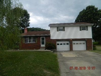Lawrence County Single Family Home Active-Back On Market: 41 Township Rd 1301