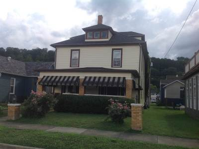 Greenup County Single Family Home For Sale: 325 Riverside Drive