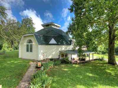 Lawrence County Single Family Home For Sale: 2960 County Road 120