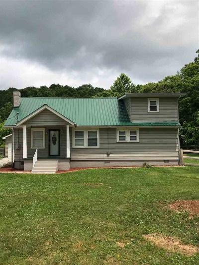 Carter County Single Family Home For Sale: 617 S State Highway 1