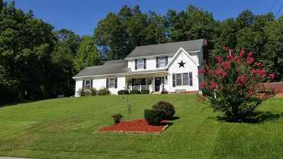 Flatwoods Single Family Home For Sale: 122 Ivy Lane