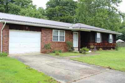 Greenup County Single Family Home For Sale: 1031 Newman Drive