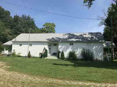 Carter County Single Family Home For Sale: 125 Carter Caves Road