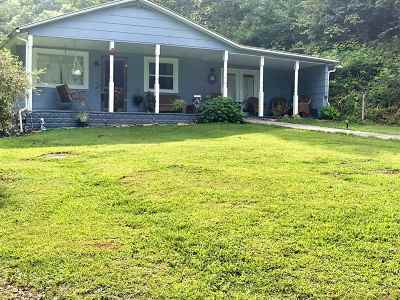 Greenup County Single Family Home For Sale: 216 Garnet Road