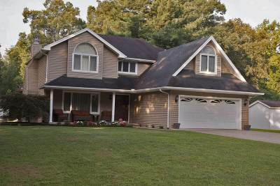 Catlettsburg Single Family Home For Sale: 3238 Camelot Drive