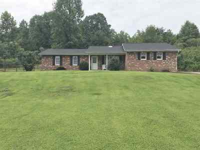 Lawrence County Single Family Home For Sale: 2392 County Road 26