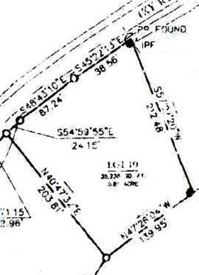 Catlettsburg Residential Lots & Land Active-Back On Market: 10 Fairlawn