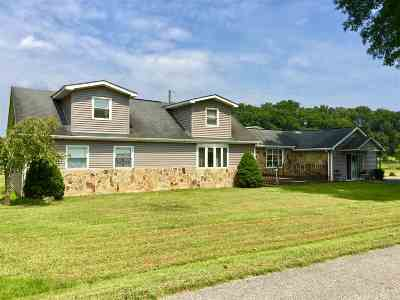 Greenup County Single Family Home For Sale: 6139 East Tygarts Road