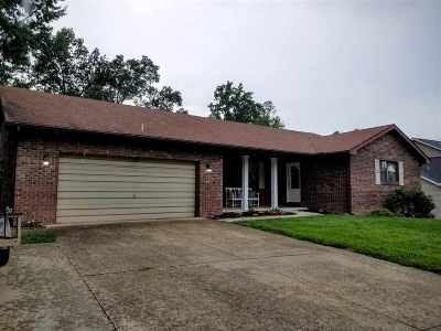 Russell Single Family Home For Sale: 128 Blantel Drive