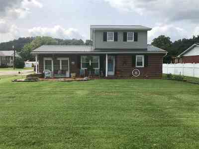 Greenup County Single Family Home For Sale: 16 Mick Street