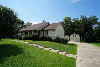 Greenup County Single Family Home For Sale: 73 Kennedy Avenue