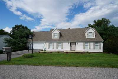 Greenup County Single Family Home For Sale: 152 Partridge Drive