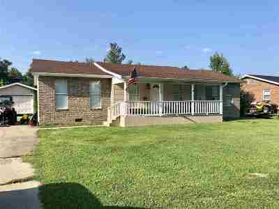 Greenup County Single Family Home For Sale: 1013 McCloud Drive