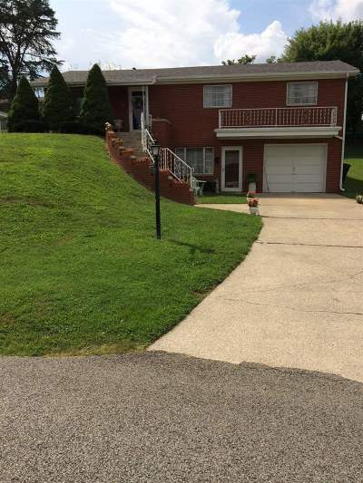 Ashland Single Family Home For Sale: 2820 Northview Rd