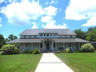 Greenup County Single Family Home For Sale: 127 Boones Knob