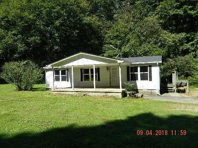Carter County Single Family Home For Sale: 4329 Mocabee