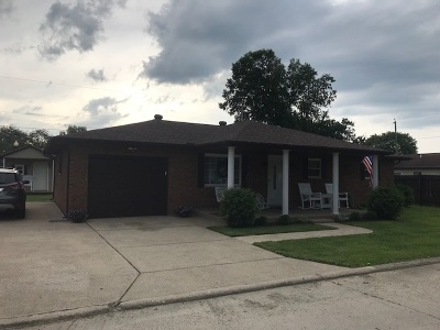 Single Family Home For Sale: 167 Township Rd 1410