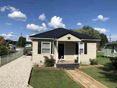Greenup County Single Family Home Pending-Continue To Show: 817 Eastern Avenue