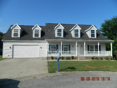 Greenup County Single Family Home For Sale: 25 Alexis Court