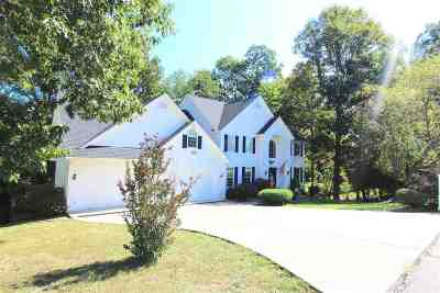 Greenup County Single Family Home For Sale: 138 Partridge Drive