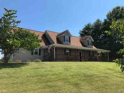 Ashland Single Family Home For Sale: 8204 Manor Drive