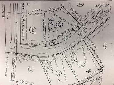 Greenup County Residential Lots & Land For Sale: Hearthstone Court Lot 34,