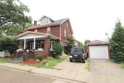 Ashland Single Family Home For Sale: 1511 Chestnut Drive