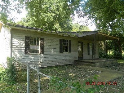 Lawrence County Single Family Home For Sale: 96 Pvt Dr 1179 Co Rd 15