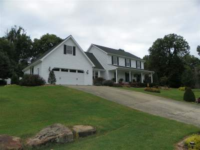 Ashland Single Family Home For Sale: 200 Oxcart Road