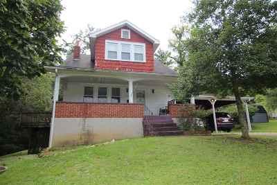 Ashland Single Family Home For Sale: 1504 Cypress Street