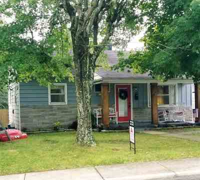 Ashland Single Family Home For Sale: 1168 Russell St.