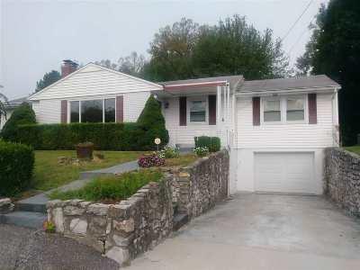 Ashland Single Family Home For Sale: 3429 Slem Street