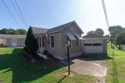 Ashland Single Family Home For Sale: 2230 High Street