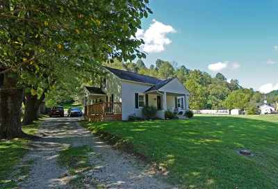 Ashland Single Family Home For Sale: 7235 State Route 5