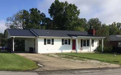 Greenup County Single Family Home Active-New: 348 Seaton Dr.