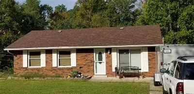 Ashland Single Family Home For Sale: 8217 Ray Drive