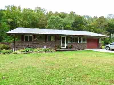 Lawrence County Single Family Home Pending-Continue To Show: 1948 County Road 17