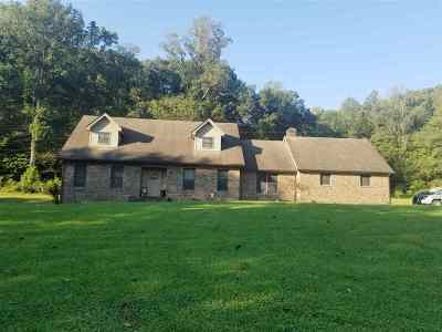 Greenup County Single Family Home Pending-Continue To Show: 3960 State Route 207