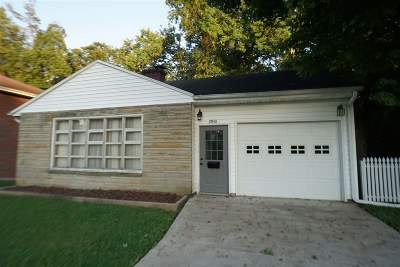 Ashland Single Family Home For Sale: 2930 Madge Street