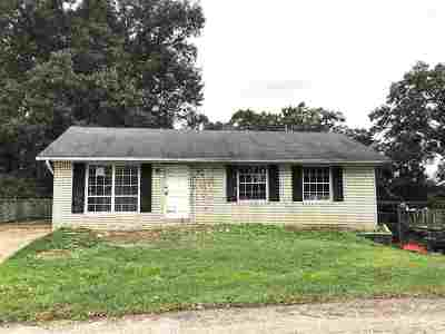 Catlettsburg Single Family Home Pending-Continue To Show: 8313 New Ridge Road