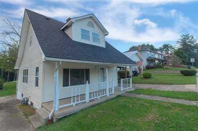Ashland Single Family Home For Sale: 3709 Blackburn Avenue