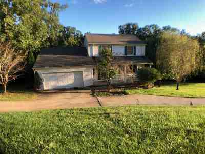 Ashland Single Family Home For Sale: 2804 Colony Point