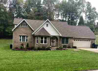 Catlettsburg Single Family Home Pending-Continue To Show: 8503 Whites Creek Road